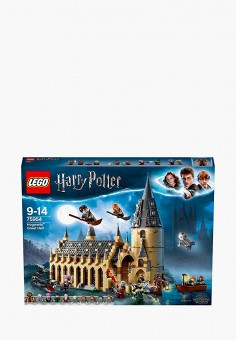 Конструктор Harry Potter, LEGO, цвет: мультиколор. Артикул: MP002XB00C9P. Игрушки