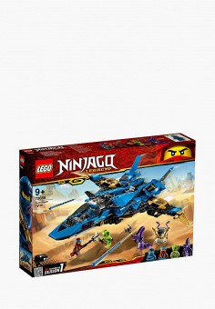 Конструктор NINJAGO, LEGO, цвет: мультиколор. Артикул: MP002XB00CAN. Игрушки / Конструкторы / LEGO-конструкторы