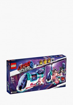 Конструктор THE LEGO MOVIE, LEGO, цвет: мультиколор. Артикул: MP002XB00CAV. Игрушки / Конструкторы / LEGO-конструкторы