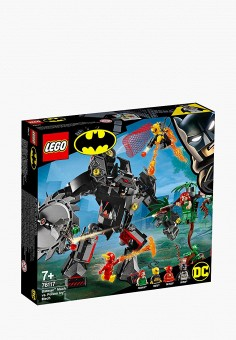 Конструктор Marvel Super Heroes, LEGO, цвет: мультиколор. Артикул: MP002XB00CAX. Игрушки / LEGO / DC Super Heroes