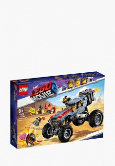 Конструктор THE LEGO MOVIE, LEGO, цвет: мультиколор. Артикул: MP002XB00CAZ. Игрушки