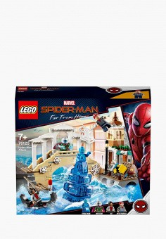 Конструктор Marvel Super Heroes, LEGO, цвет: мультиколор. Артикул: MP002XB00CNI. Игрушки