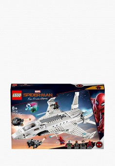 Конструктор Marvel Super Heroes, LEGO, цвет: мультиколор. Артикул: MP002XB00CNK. Игрушки