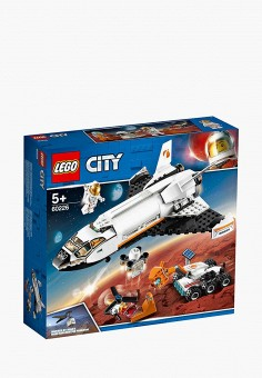 Конструктор City, LEGO, цвет: мультиколор. Артикул: MP002XB00GEW. Игрушки
