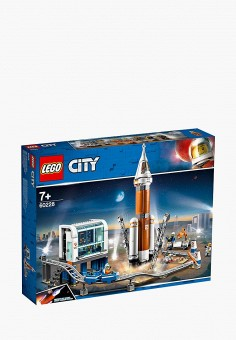 Конструктор City, LEGO, цвет: мультиколор. Артикул: MP002XB00GEX. Игрушки