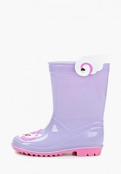 63ce81005 Резиновые сапоги, Tervolina, цвет: фиолетовый. Артикул: MP002XC008KI.  Tervolina