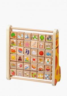 b6176ba16 Набор игровой, Игрушки из дерева, цвет: мультиколор. Артикул: MP002XC009QD.  Игрушки