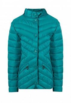 581af111 Куртка утепленная, Finn Flare, цвет: бирюзовый. Артикул: MP002XG007Q7.  Девочкам /