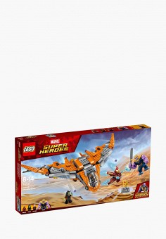 Конструктор Marvel Super Heroes, LEGO, цвет: мультиколор. Артикул: MP002XG00D6Z. Игрушки