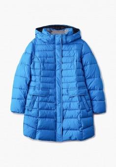 Куртка утепленная, Snowimage junior, цвет  синий. Артикул  MP002XG00EEO.  Девочкам   d88d18003ae