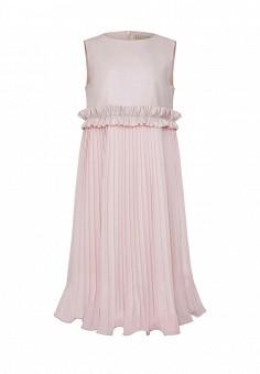 e0d784f454f2a28 Платье, Смена, цвет: розовый. Артикул: MP002XG00FQI. Девочкам / Одежда /