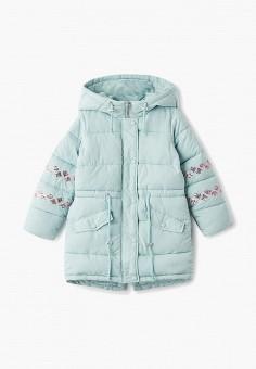 Куртка утепленная, Zarina, цвет  бирюзовый. Артикул  MP002XG00GM7. Zarina 969349cf694