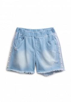f4e7c26b6e09845 Шорты джинсовые, PlayToday, цвет: голубой. Артикул: MP002XG00HLO. Девочкам  / Одежда