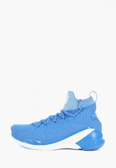 6719dace Кроссовки, Anta, цвет: голубой. Артикул: MP002XM050PZ. Спорт / Баскетбол /