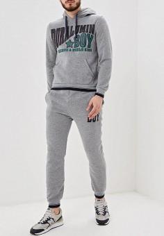 c0ec7049e767 Костюм спортивный, Winterra, цвет: серый. Артикул: MP002XM07VV3. Одежда /  Спортивные
