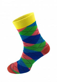 Носки, Mo-ko-ko Socks, цвет: мультиколор. Артикул: MP002XM0LWNJ. Mo-ko-ko Socks