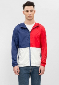 Ветровка, Tommy Hilfiger, цвет: мультиколор. Артикул: MP002XM0N63X. Tommy Hilfiger