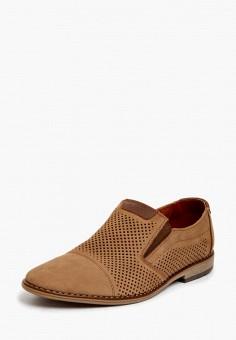 Купить коричневые мужские туфли от 1 110 руб в интернет-магазине ... 71d7df1c4d6