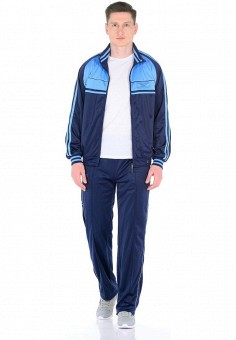 0ca751ea Костюм спортивный, Montana, цвет: синий. Артикул: MP002XM0YC32. Одежда /  Спортивные