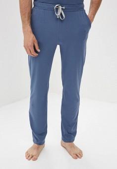 1398ebc5 Брюки домашние, Lika Dress, цвет: синий. Артикул: MP002XM1ZI10. Одежда /