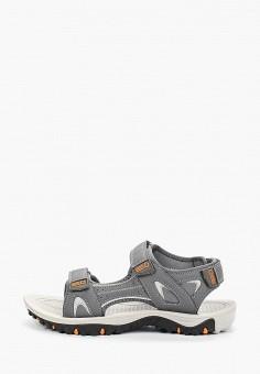 3feb8edcc Сандалии, T.Taccardi, цвет: серый. Артикул: MP002XM20LSR. Обувь /