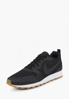 b0eba188 Кроссовки, Nike, цвет: черный. Артикул: MP002XM20LVX. Обувь / Кроссовки и