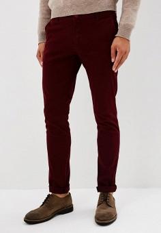 42a137e56294 Купить бордовые мужские брюки от 859 руб в интернет-магазине Lamoda.ru!