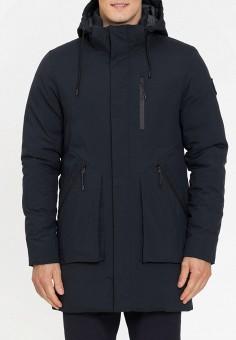 Куртка утепленная, Amimoda, цвет  синий. Артикул  MP002XM23WDI. Одежда    Верхняя a93ae3f65ec
