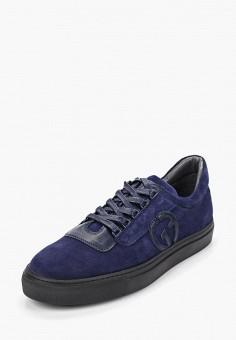 Кеды, Emanuele Gelmetti, цвет  синий. Артикул  MP002XM23XWJ. Обувь 8fc2b6f925b