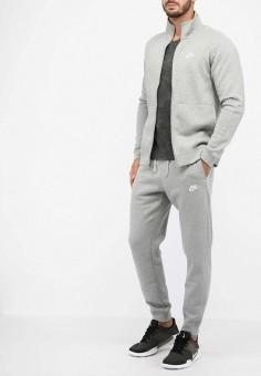 113c14a1 Костюм спортивный, Nike, цвет: серый. Артикул: MP002XM23Y28. Одежда /  Спортивные