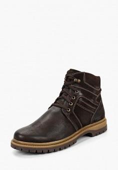 86aae816 Ботинки, Tervolina, цвет: коричневый. Артикул: MP002XM23ZK9. Обувь / Ботинки  /