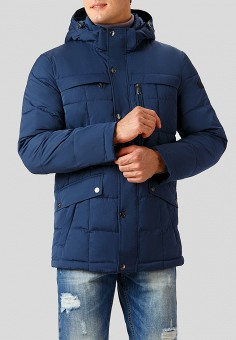 dfca5f79d997 Куртка утепленная, Finn Flare, цвет  синий. Артикул  MP002XM2408Q. Одежда