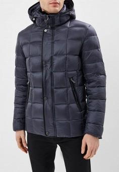 6d1a18500cd15 Куртка утепленная, la Biali, цвет: синий. Артикул: MP002XM2427I. Одежда /