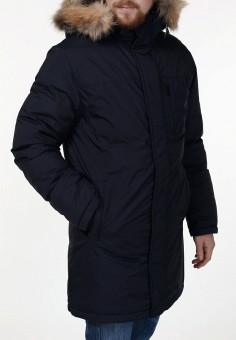 Пуховик, Hermzi, цвет  синий. Артикул  MP002XM242IS. Одежда   Верхняя одежда a9050d957cd