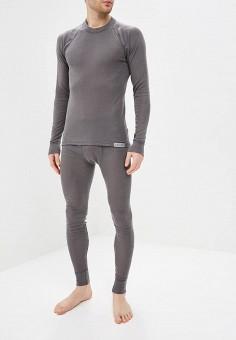 86c8a91c4245 Термобелье, Zasport, цвет: серый. Артикул: MP002XM245QR. Одежда / Термобелье  /