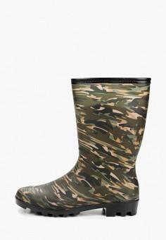 07ede95a8 Резиновые сапоги, T.Taccardi, цвет: мультиколор. Артикул: MP002XM2475P.  Обувь