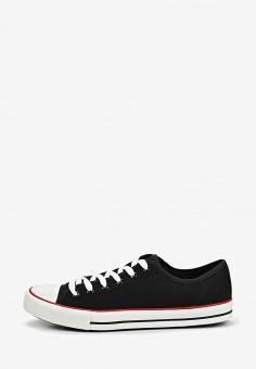 62048f07 Кеды, T.Taccardi, цвет: черный. Артикул: MP002XM247A0. Обувь /