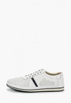 34b86458 Кроссовки, Pierre Cardin, цвет: белый. Артикул: MP002XM247AY. Обувь
