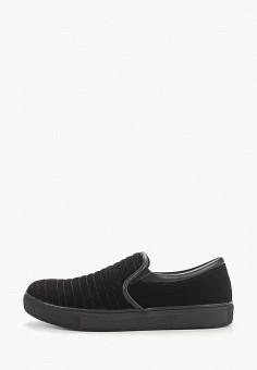 9384edfe9 Слипоны, Tervolina, цвет: черный. Артикул: MP002XM249A0. Обувь / Слипоны