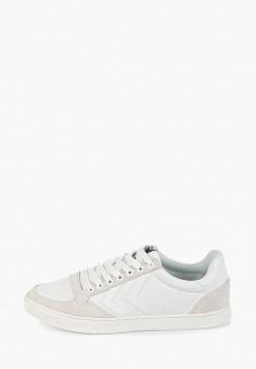 6bf88d21 Кеды, Hummel, цвет: белый. Артикул: MP002XU02FHF. Обувь / Кроссовки и
