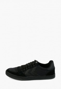8d28fc80 Кеды, Hummel, цвет: черный. Артикул: MP002XU02FHG. Обувь / Кроссовки и