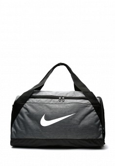 1e98a898 Сумка спортивная, Nike, цвет: серый. Артикул: MP002XU0E2SS. Аксессуары /  Сумки