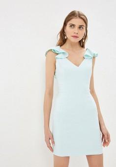 9f0dd720687d16d Платье, Love Republic, цвет: бирюзовый. Артикул: MP002XW01Q66. Одежда /  Платья