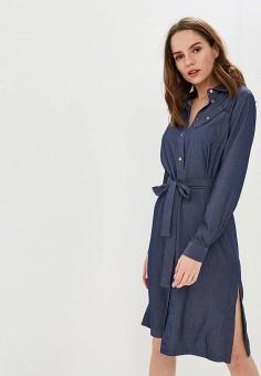 252f6243181d176 Платье, Glam Goddess, цвет: синий. Артикул: MP002XW01R9B. Одежда / Платья
