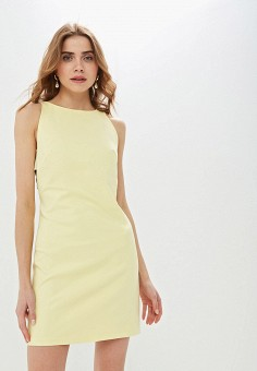 1313afcf61fed85 Платье, Love Republic, цвет: желтый. Артикул: MP002XW01SOD. Одежда / Платья