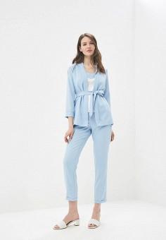 98043d96c Костюм, Avemod, цвет: голубой. Артикул: MP002XW01T0W. Одежда / Пиджаки и