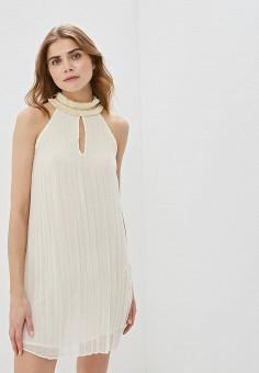 6807dc7286e360d Платье, Love Republic, цвет: бежевый. Артикул: MP002XW020D4. Одежда / Платья
