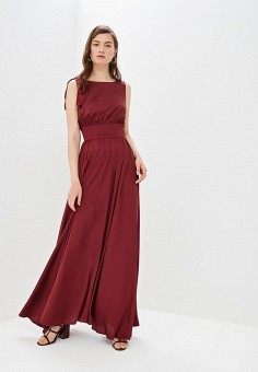 014fde733749021 Платье, D&M by 1001 dress, цвет: бордовый. Артикул: MP002XW0224Y