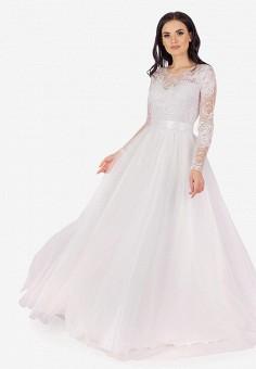 7ff9d4b82e5536a Платье, Seam, цвет: белый. Артикул: MP002XW0225P. Одежда / Платья и