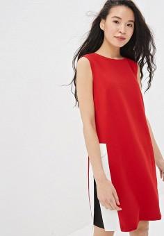 047ae91acc98733 Платье, Top Secret, цвет: красный. Артикул: MP002XW022TB. Одежда / Платья